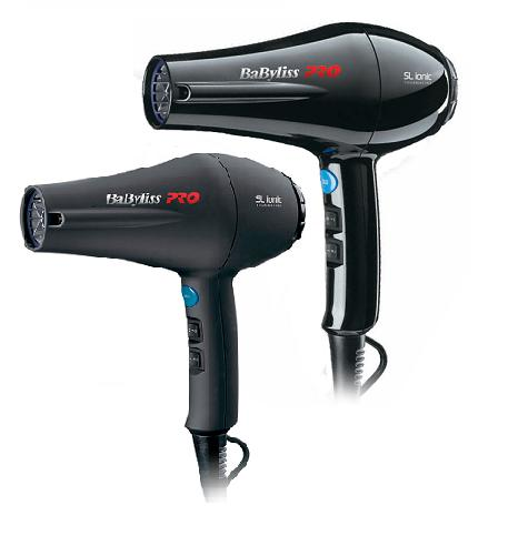 ByFashion.ru - Фен BaByliss PRO BAB5586 Tourmaline Pulse Ionic, 1800W
