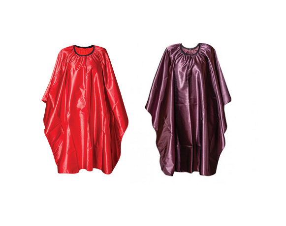 ByFashion.ru - Пеньюар для стрижки Harizma h10884 Bright Satin Cape