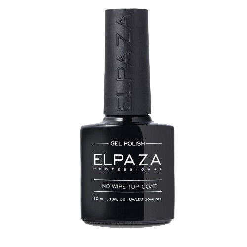 ByFashion.ru - Топ Elpaza без липкого слоя No Wipe Top Coat, 10 мл