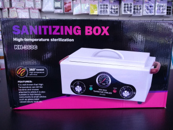 ByFashion.ru - Сухожаровой шкаф Sanitizing Box KH-360C